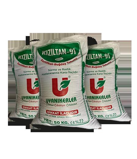 Kızıltan Sertifikalı Buğday Tohumu