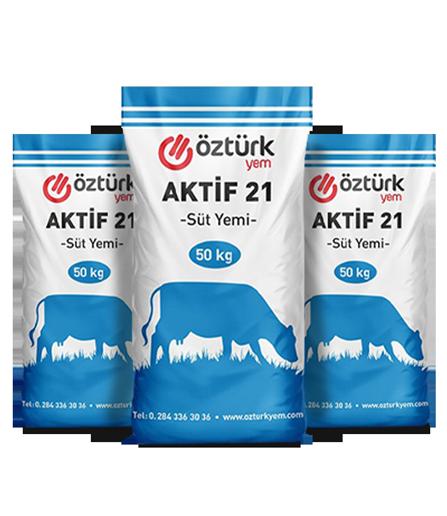 21 Protein Büyükbaş Süt Yemi